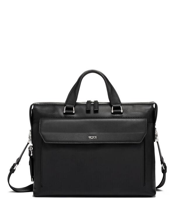 Ashton Halls Slim Brief Leather