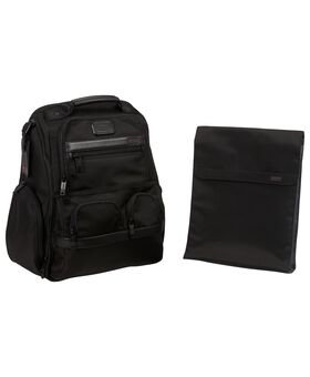 Compact Laptop Brief Pack® Alpha 2