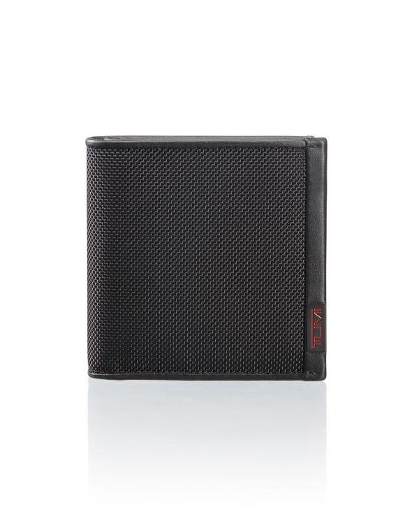Alpha TUMI ID Lock™ Compact Flip Coin Wallet