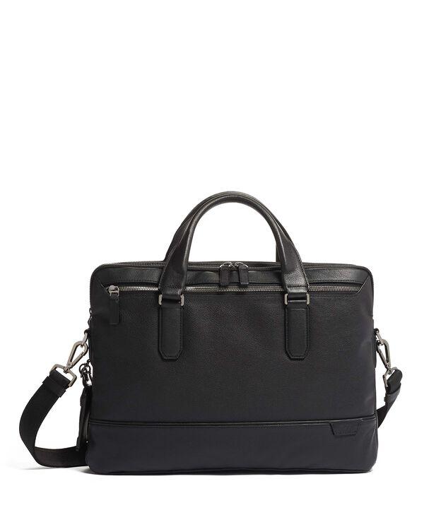 Harrison Sycamore Slim Brief Leather