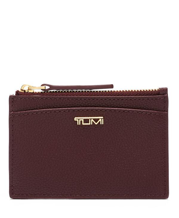 Belden Zip Card Case