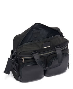 Hunter Satchel Alpha Bravo