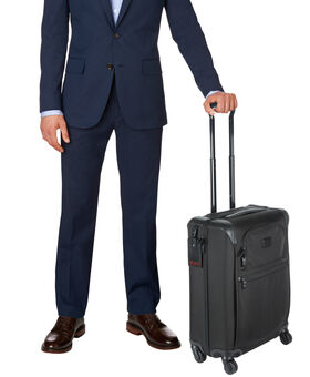 International 4 Wheeled Slim Carry-On Alpha 2