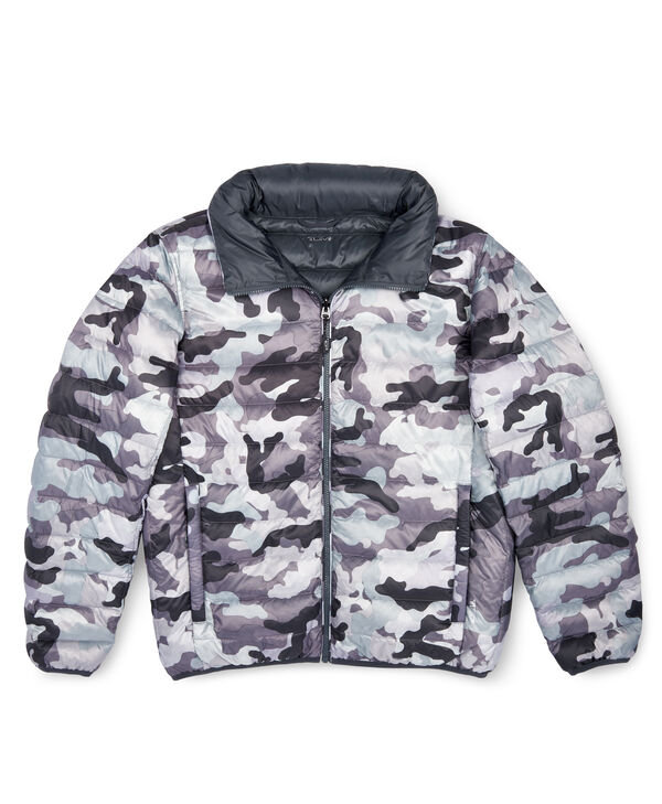 TUMIPAX Outerwear TUMIPAX Preston Reversible Packable Jacket