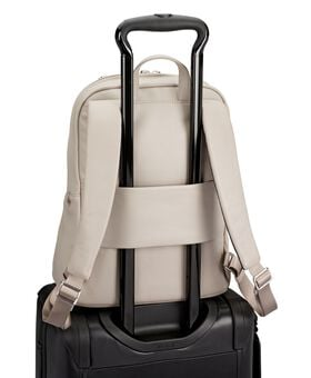 Halle Leather Backpack Voyageur
