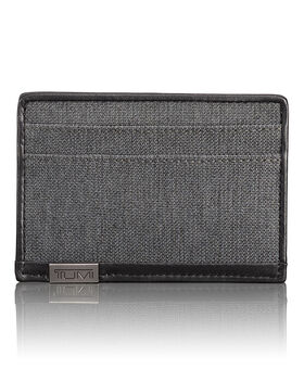 TUMI ID Lock™ Slim Card Case Alpha