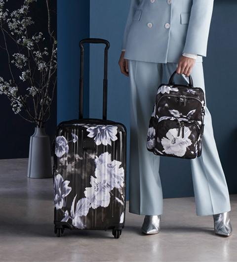 Tumi's luggages